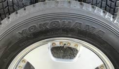 Yokohama Geolandar I/T G072. Зимние, износ: 10%, 2 шт