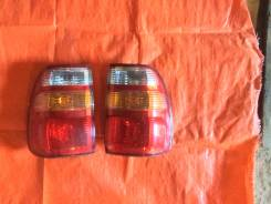Стоп-сигнал. Toyota Land Cruiser, FZJ100, HDJ100, HDJ100L, J100, UZJ100, UZJ100L, UZJ100W