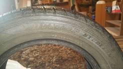 Dunlop Graspic DS2. Всесезонные, 2011 год, износ: 30%, 1 шт