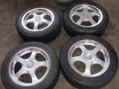 Bridgestone. 7.0x16, 5x100.00, 5x114.30, ET52