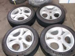 Bridgestone. 7.0x17, 5x100.00, 5x114.30, ET50