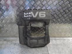 Защита двигателя пластиковая. Audi A4 Audi A6