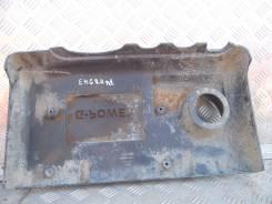 Защита двигателя пластиковая. Geely Emgrand