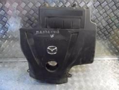 Защита двигателя пластиковая. Mazda CX-7