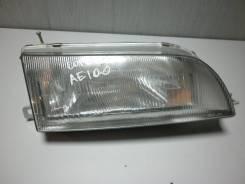 Фара. Toyota Corolla, AE100