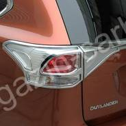 Накладка на стоп-сигнал. Mitsubishi Outlander