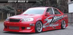 Обвес кузова аэродинамический. Toyota Mark II, JZX110