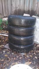 Dunlop. Зимние, без шипов, 2010 год, износ: 60%, 4 шт
