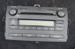 Магнитола. Toyota Corolla, ZRE151