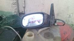 Зеркало заднего вида боковое. Toyota Carina, AT190