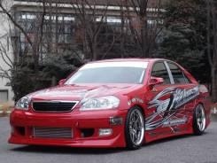 Обвес кузова аэродинамический. Toyota Mark II, GX115, JZX115, JZX110, GX110