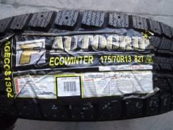 Autogrip Ecowinter. Зимние, под шипы, без износа, 4 шт