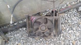 Радиатор кондиционера. Mitsubishi Canter, Fe638, FE638 Двигатель 4D35