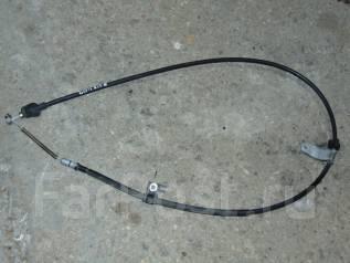 Тросик ручного тормоза. Honda Fit, GD1 Двигатель L13A