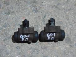 Цилиндр рабочий тормозной. Honda Fit, GD1 Двигатель L13A