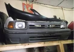 Бампер. Nissan AD, WEY10, WFNY10, WFY10, WY10, WSY10 Nissan AD Wagon, WEY10, WFNY10, WFY10, WSY10, WY10 Двигатели: CD17, GA15DE, CD20, GA13DS, GA15DS....