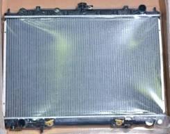 Радиатор охлаждения двигателя. Nissan Bassara Nissan Presage, U30, VU30, VNU30, HU30, NU30 Двигатели: KA24DE, YD25DDTI, VQ30DE