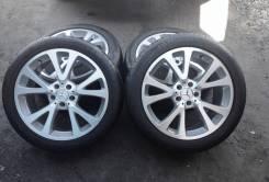 Mercedes. 8.5/9.5x19, 5x112.00, ET43/43, ЦО 66,6мм.