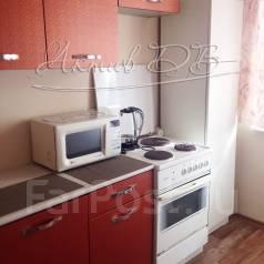 1-комнатная, проспект Океанский 149. Первая речка, агентство, 35 кв.м. Кухня