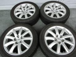 Комплект оригинальных колес Lexus 235/50R18 зима PCD120