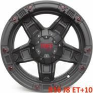 Tuff A.T. T-10. 8.0x16, 6x135.00, 6x139.70, ET10, ЦО 108,0мм.