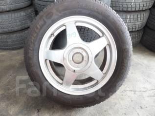 Продам комплект летних колёс 195/60/R15. x15 5x114.30
