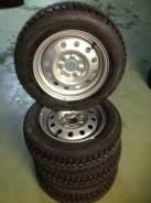Кама евро 519 на штамповке r14 на ВАЗ, колеса новые. 5.5x14 4x98.00 ET35 ЦО 58,6мм.