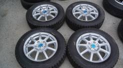 OZ Racing Force. 6.0x15, 5x114.30, ET43, ЦО 73,0 мм.