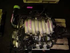 Контрактный б/у двигатель + кпп Toyota 1UZ-FE