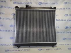 Радиатор охлаждения двигателя. Suzuki Grand Vitara Suzuki Escudo, TA51W, TD11W, TA31W, TA11W, TD51W, TD61W, TD31W Двигатели: J20A, H25A, H20A