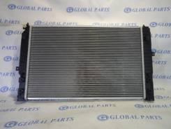 Радиатор охлаждения двигателя. Volkswagen Passat Audi A4, B5 Audi A6 Audi S4 Audi S6