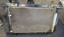 Радиатор охлаждения двигателя. Toyota Corolla, ZRE151 Двигатель 1ZRFE