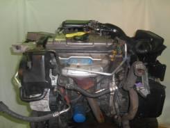 Контрактный б/у двигатель + кпп Peugeot KFX