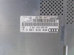 Телевизор салонный. Audi A8, D3/4E, D3, 4E