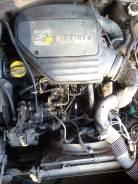 Топливный насос высокого давления. Renault Kangoo Двигатель F8Q