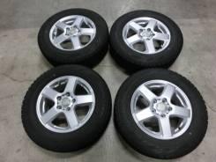 Продается комплект литых дисков Bridgestone Vaggio в Ангарске. 6.0x15, 5x114.30, ET53
