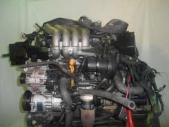 Контрактный б/у двигатель AQY + кпп на Volkswagen