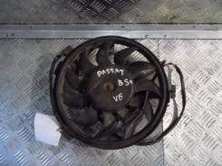 Вентилятор охлаждения радиатора. Volkswagen Passat