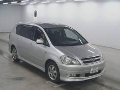 Задняя часть автомобиля. Toyota Ipsum