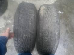 Bridgestone Blizzak DM-Z2. Зимние, без шипов, износ: 50%, 2 шт
