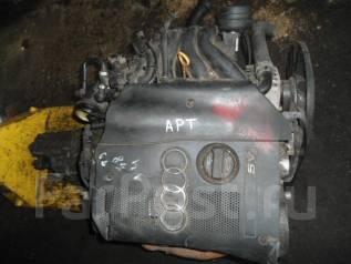 Двигатель в сборе. Audi A4 Двигатель APT. Под заказ
