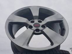Subaru STI. 8.5x18, 5x114.30, ET55