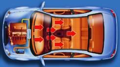 Установка автономных подогревателей двигателя и салона