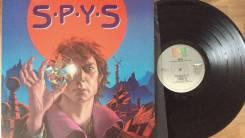 HARD! Спайз / S. P. Y. S - S. P. Y. S - US LP 1982 Форинер Foreigner
