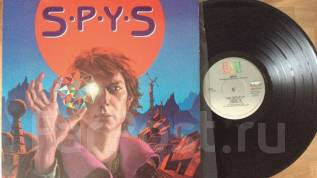 HARD! Спайз / S. P. Y. S - S. P. Y. S - US LP 1982 Форинер Foreigner
