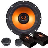 Автоакустика компонентная 2-х полосная Cadence Q-65K 150ВАТТ 16.5 см