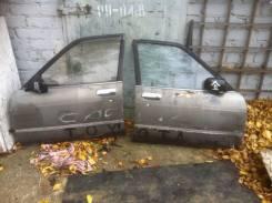 Дверь передняя правая на Toyota carina AT170