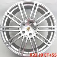 Porsche. 9.0x22, 5x130.00, ET55, ЦО 71,6мм.