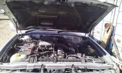 Интеркулер. Nissan Safari, WYY61 Nissan Patrol, Y61 Двигатель RD28TI