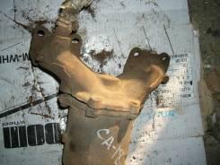 Коллектор выпускной. Nissan Bluebird, U11 Двигатели: CA18D, CA18E